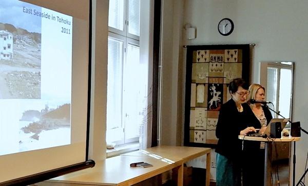 丸山芳子「精神の〈北〉へ」プロジェクト紹介とフィンランドとの深い関わり