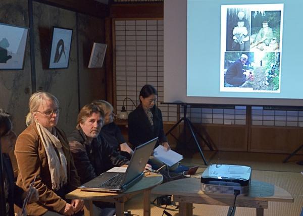 カイサ・ケラター Kaisa Kerätär フィンランドと会津地方を共振させたトークセッション
